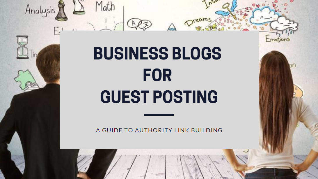 Business Guest Post Sites