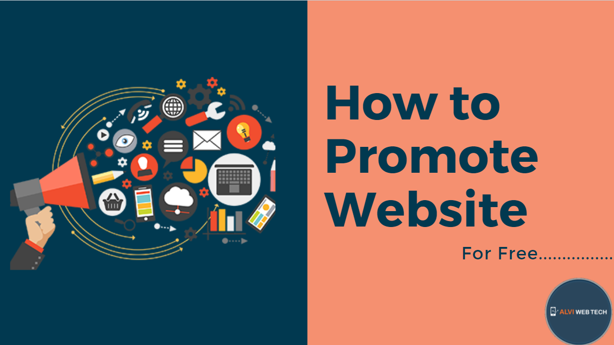 How to Promote Website on Google for Free