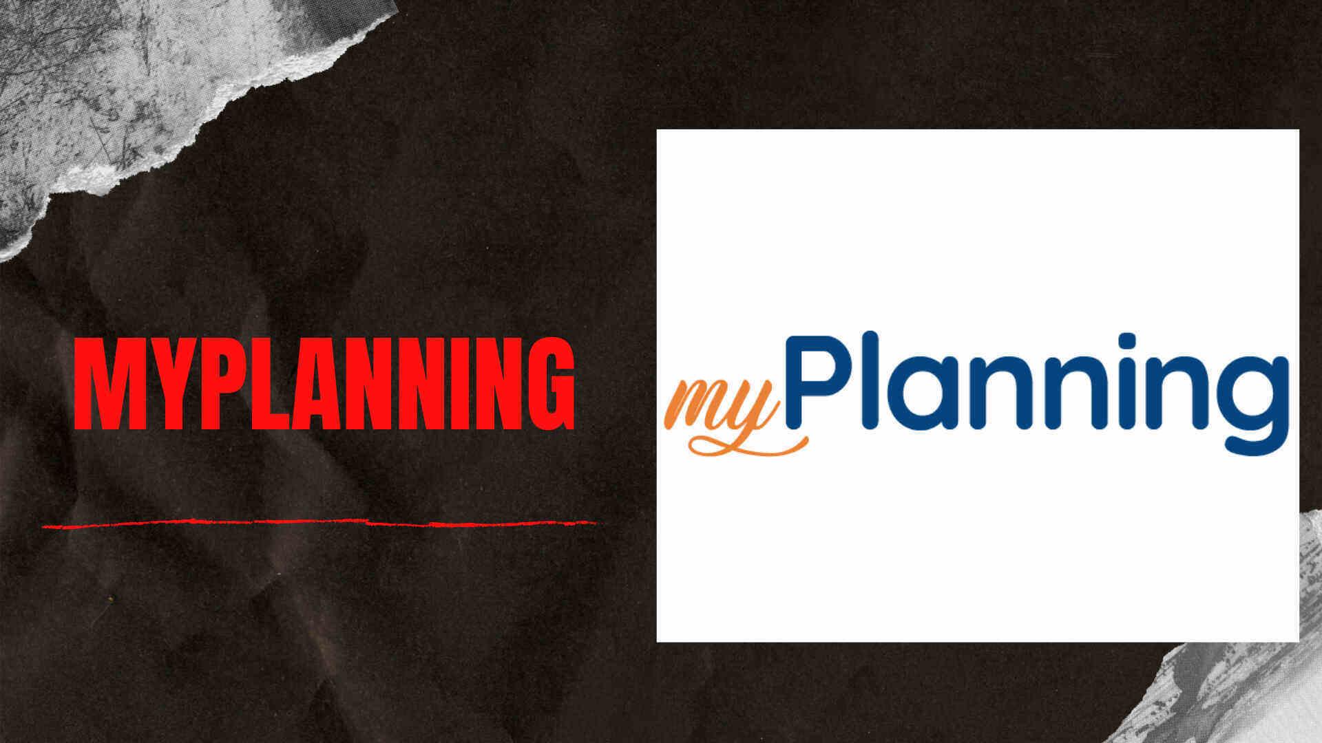 my planning