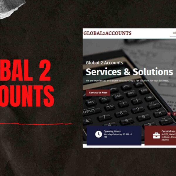 GLOBAL 2 ACCOUNTS